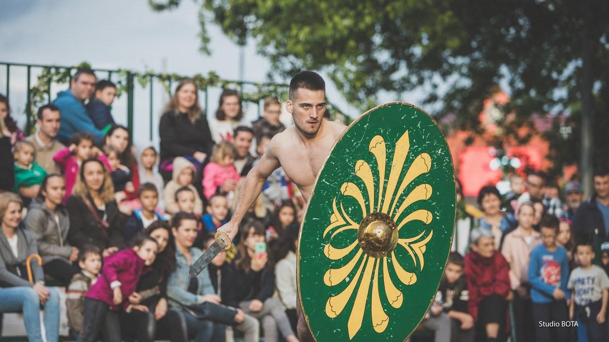 Rimski dani, izvor TZ grada Vinkovaca