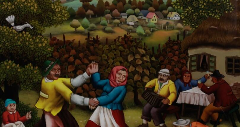 Podravina, zibelka naivne umetnosti