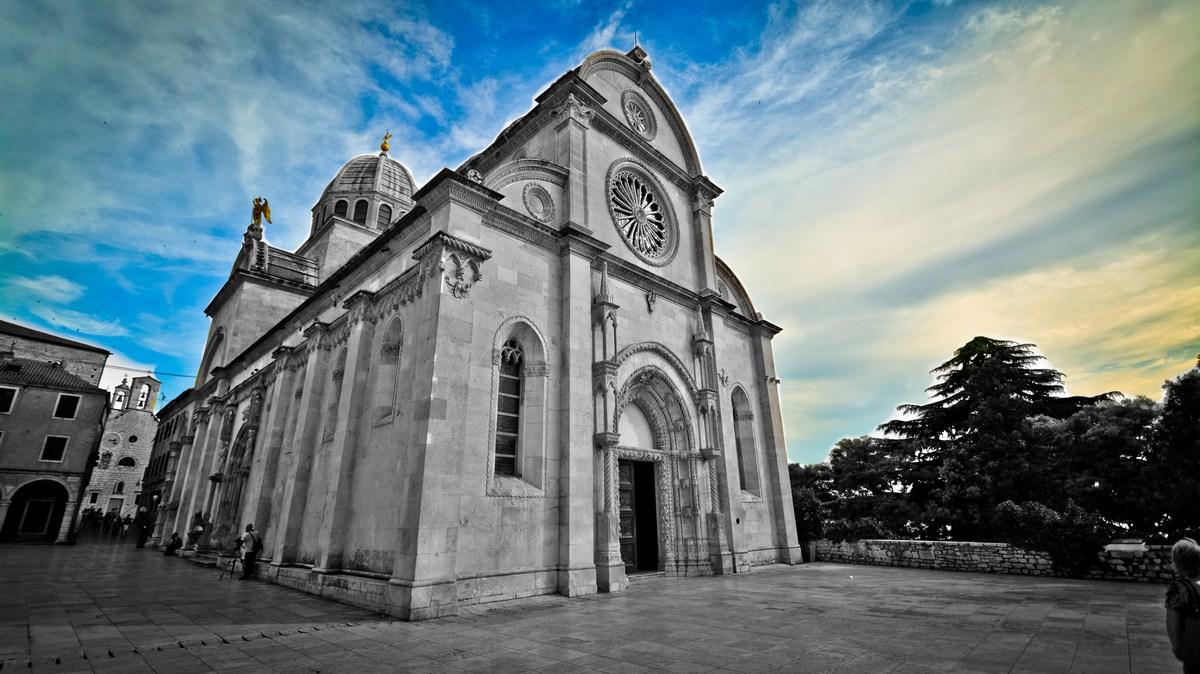 Šibeniška katedrala svetog Jakova