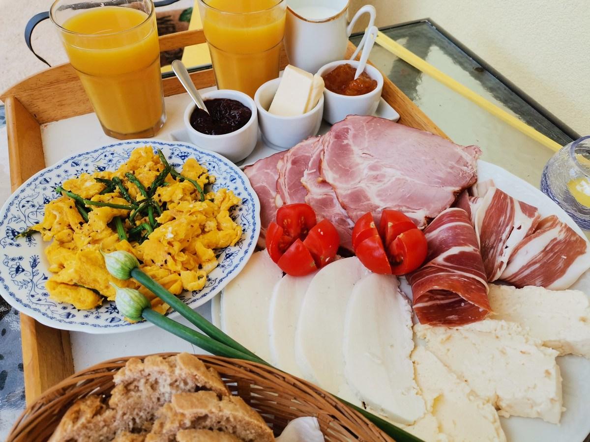 Po želji vam pripravijo zajtrk