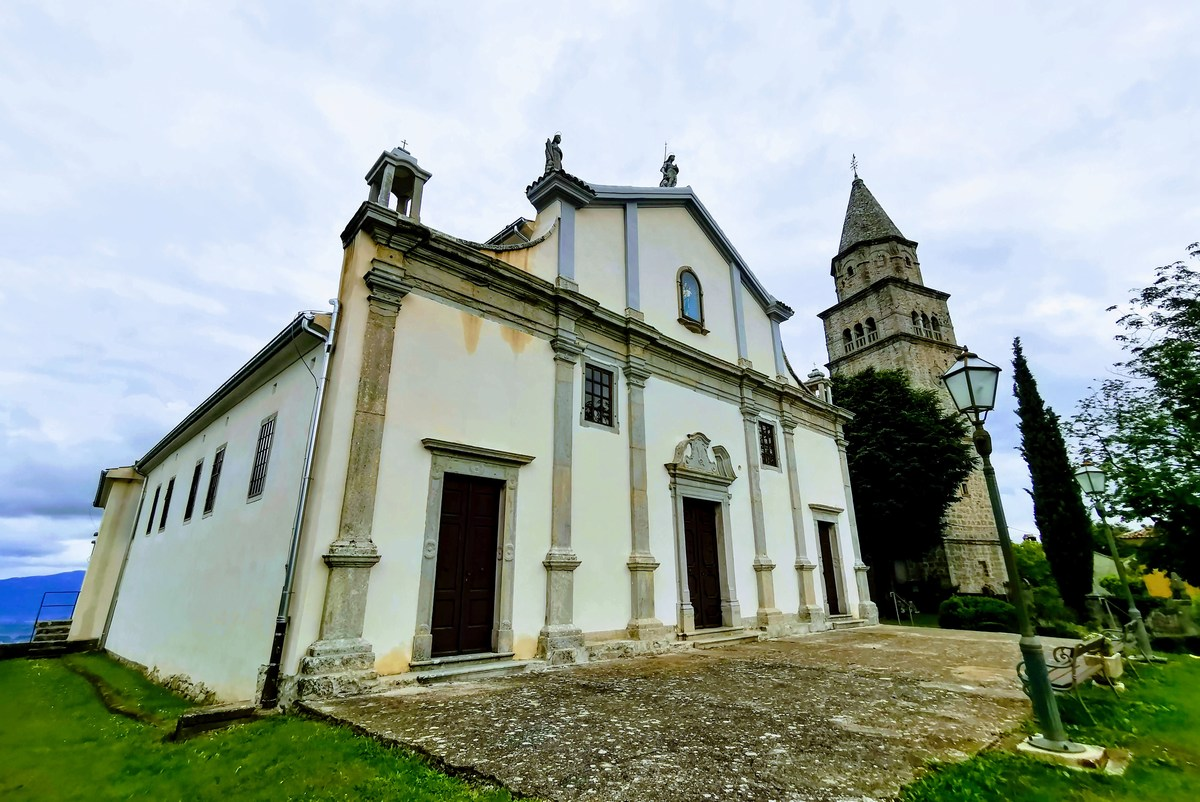 Cerkev sv. Vida