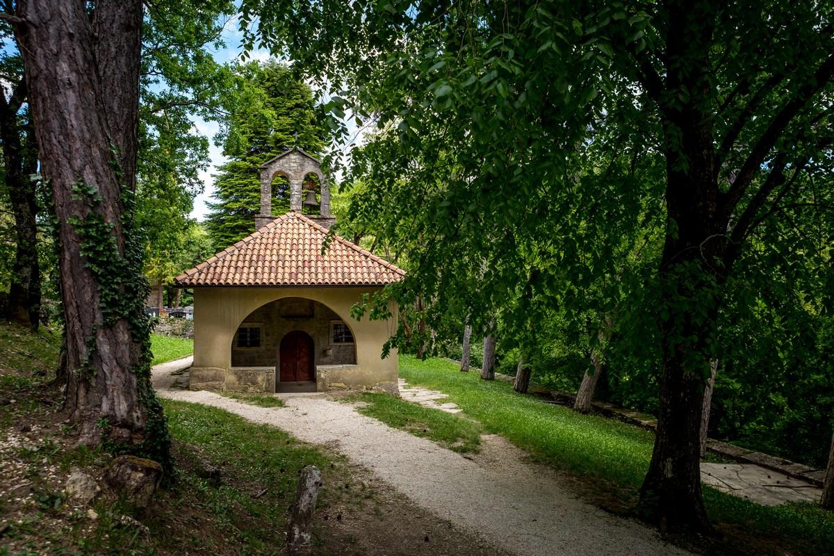 Cerkev svete Marije na Škriljinah
