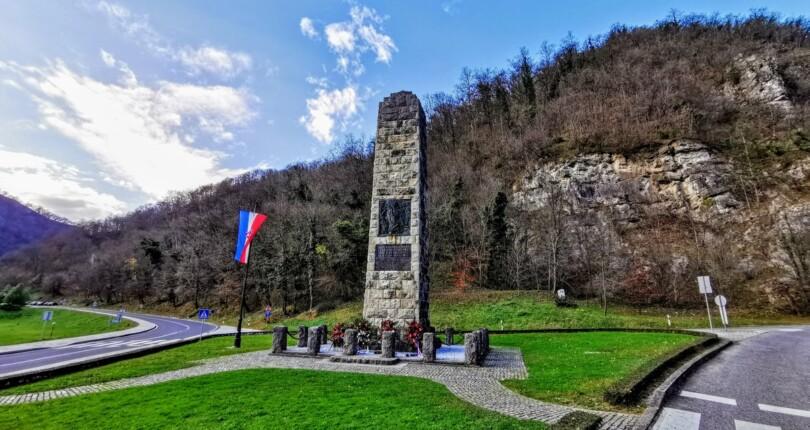 Hrvaška himna ima svoj spomenik