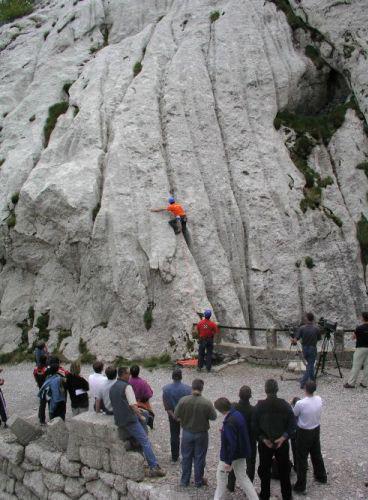 Po planinsko v skalo