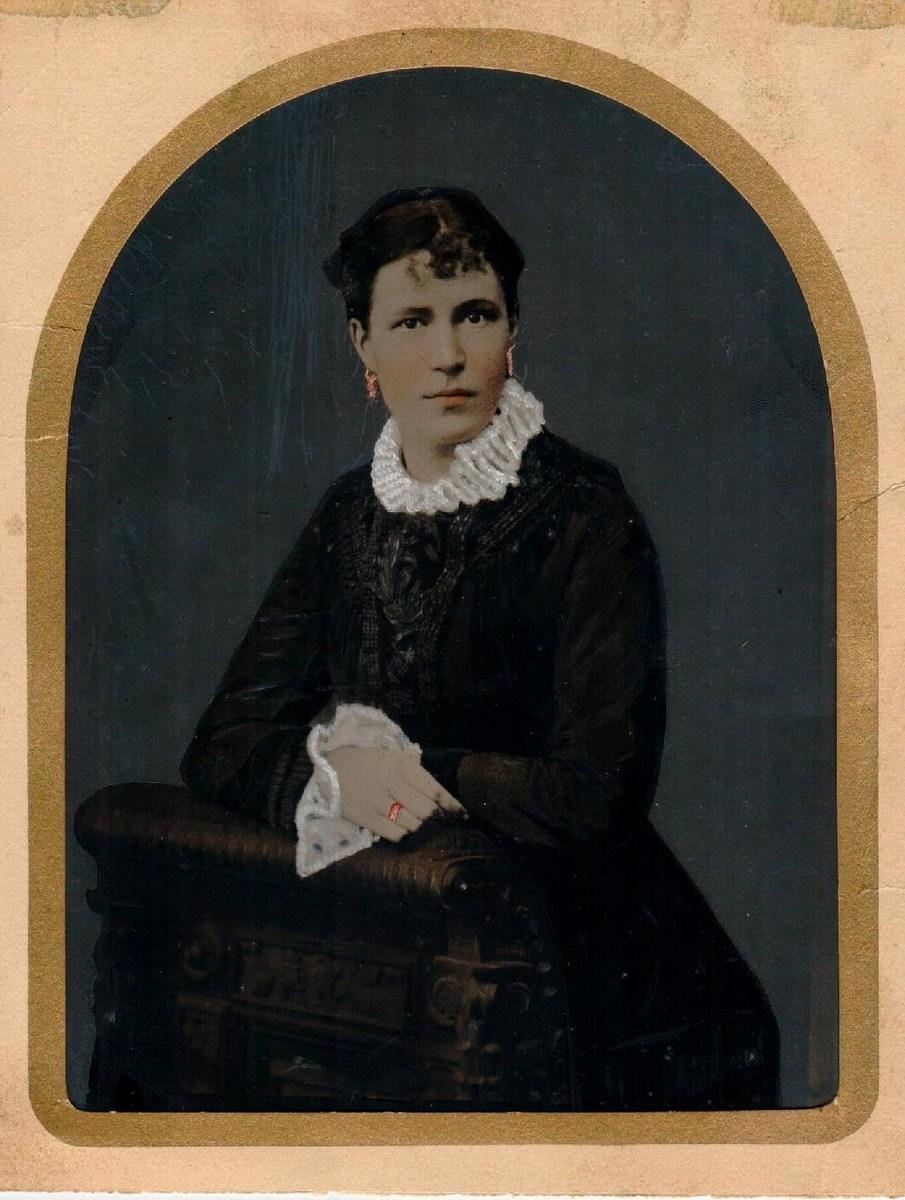 Sandrina Roberti, foto družina Roberti