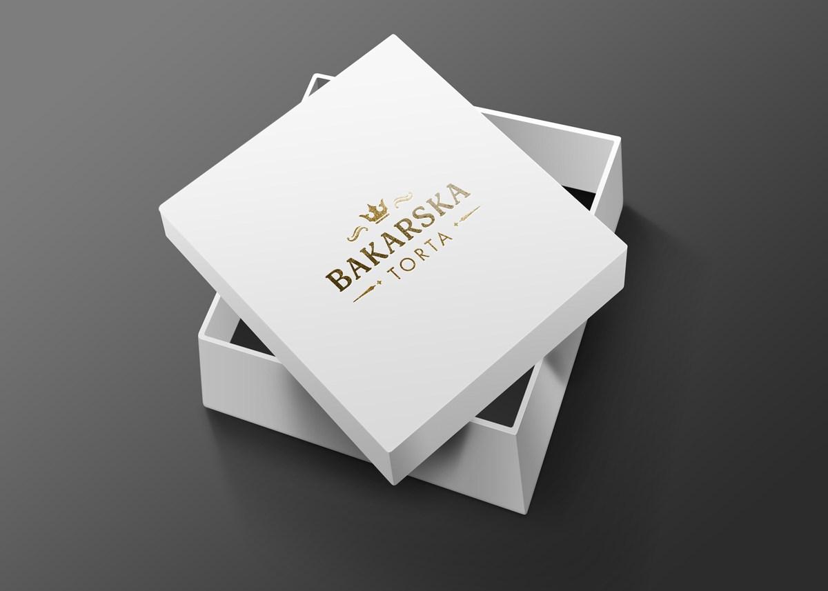 Torta v lični škatli, foto TZ Bakar