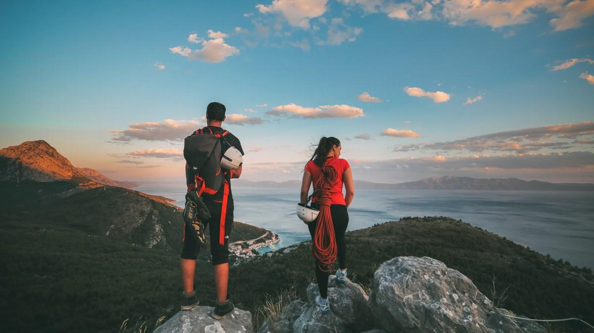 Drvenik, aktivni dopust, planinarenje, razgledi