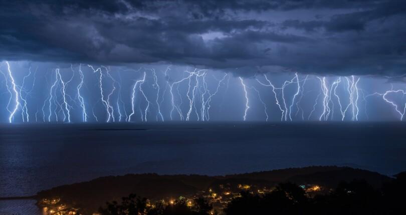 Sandro Puncet, lovec na nevihte in strele