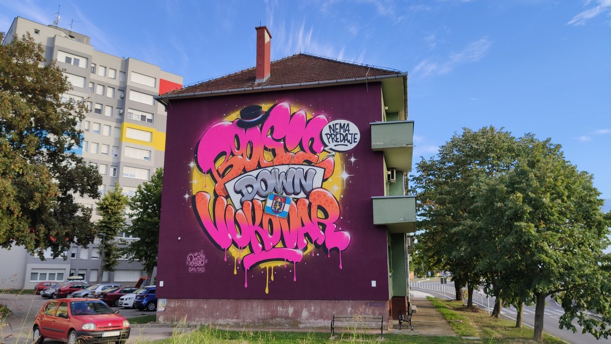 Boogie - Boogie Down Vukovar