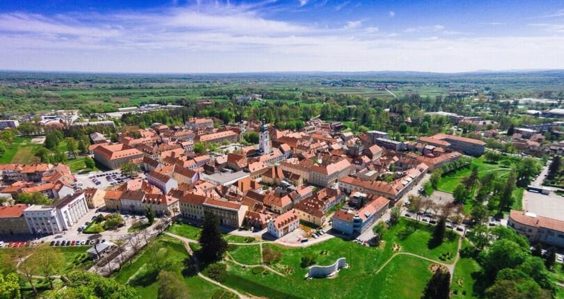 Karlovac, mesto štirih rek