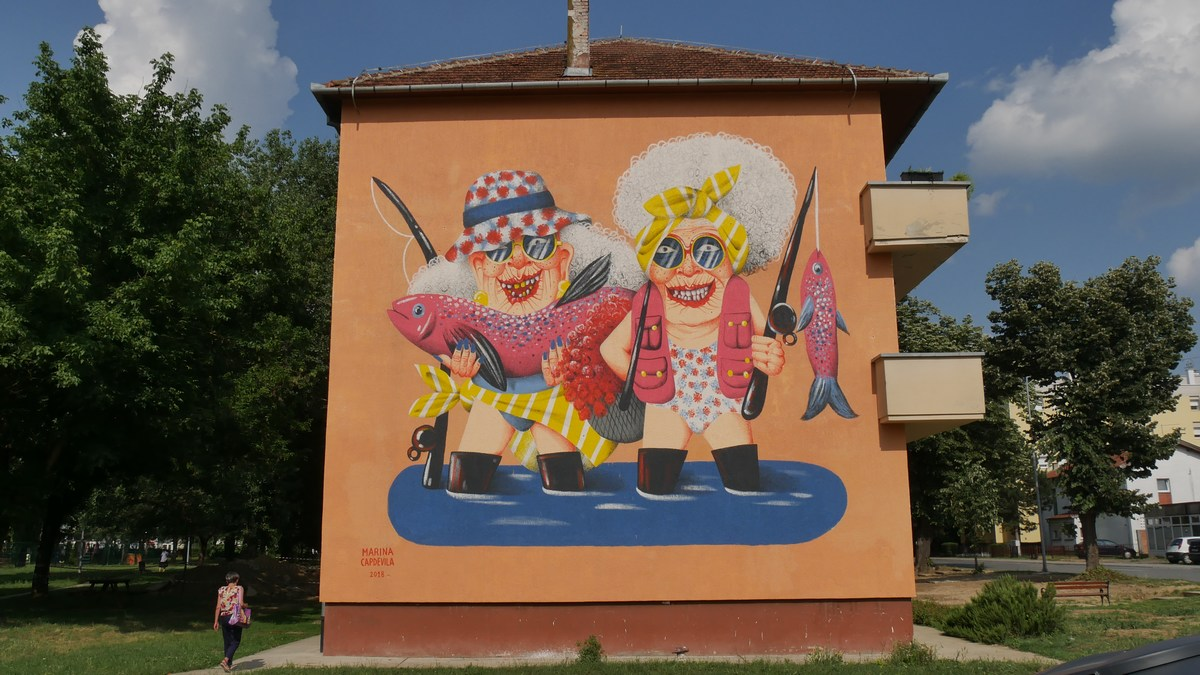 VukovART, luka umetnosti