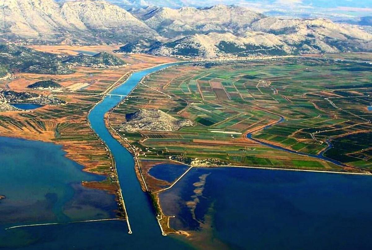 Delta Neretve in kajtarski raj