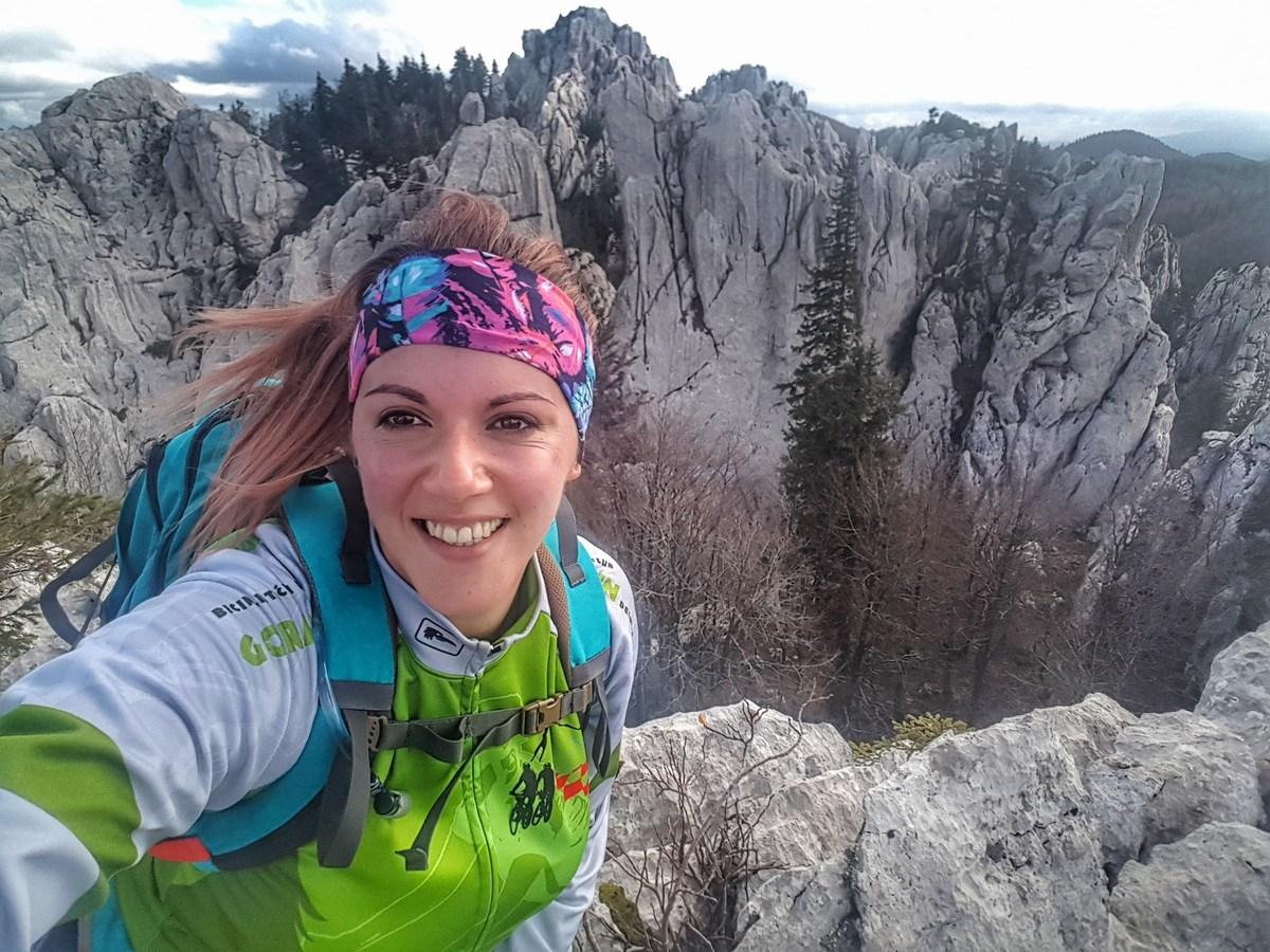 Jelena Holenko, promotorka Gorskega kotarja