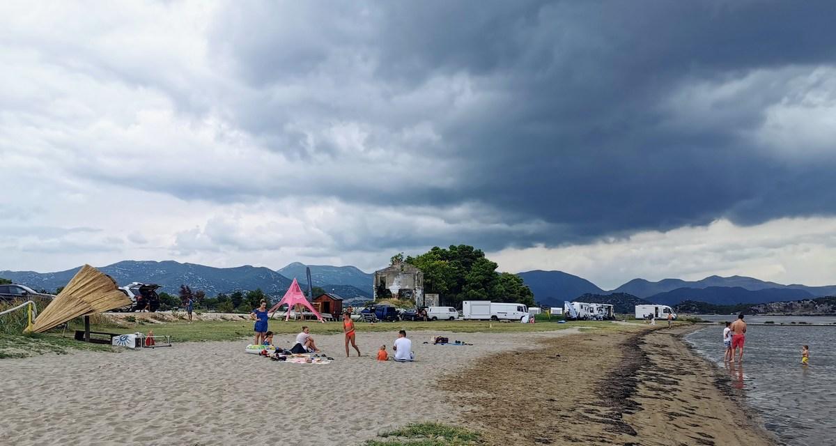 Lenarjenje na pesku