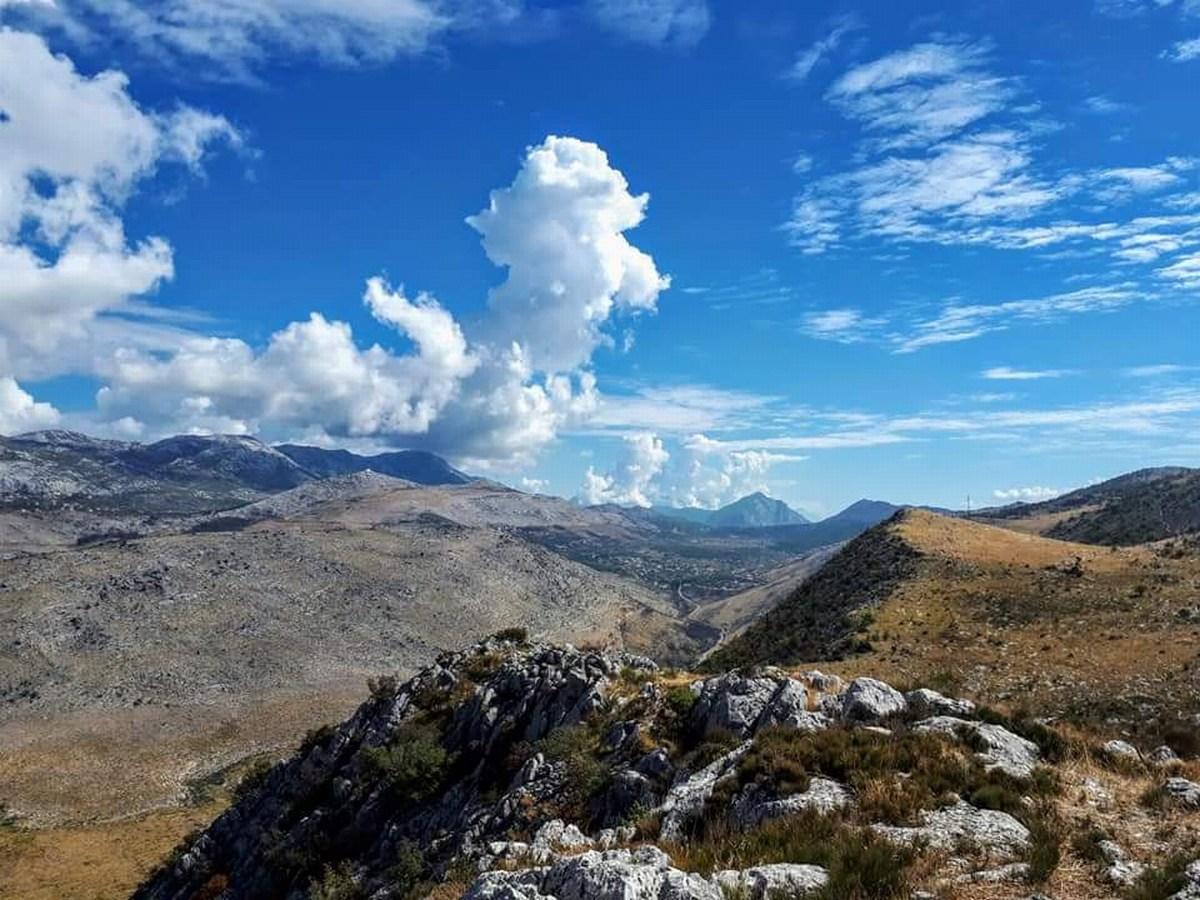 Poljička planina