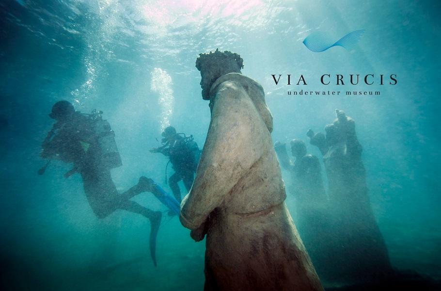 Via Crucis pri Trogirju