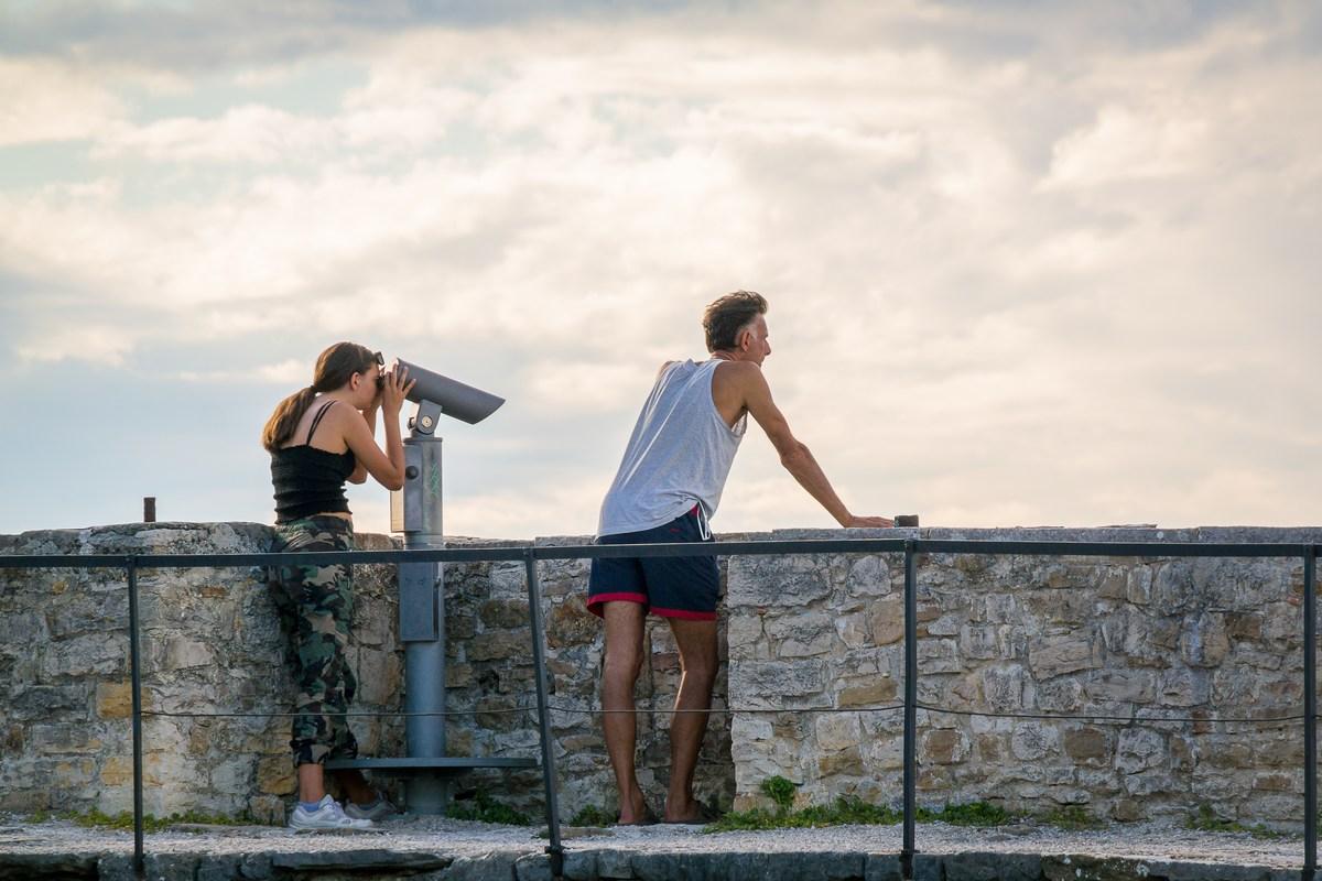 360 pogled s motovunskih zidina