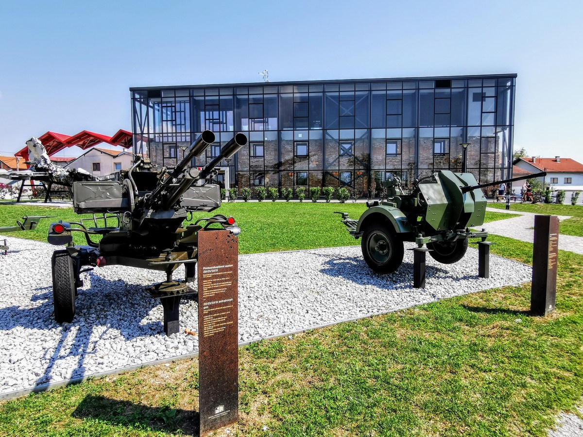 Havbice in muzej