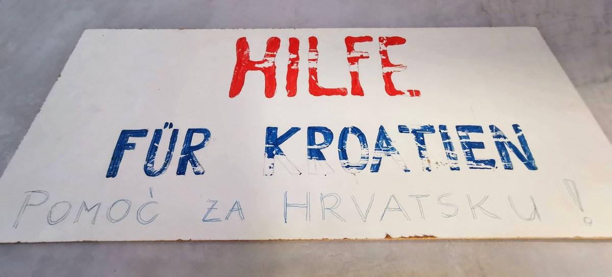 Hrvaški na pomoč
