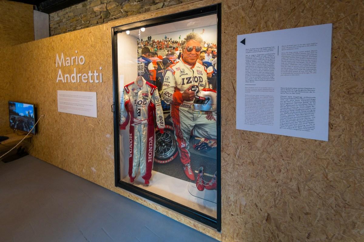 Kulturno-edukativni centar Kaštel - Mario Andretti