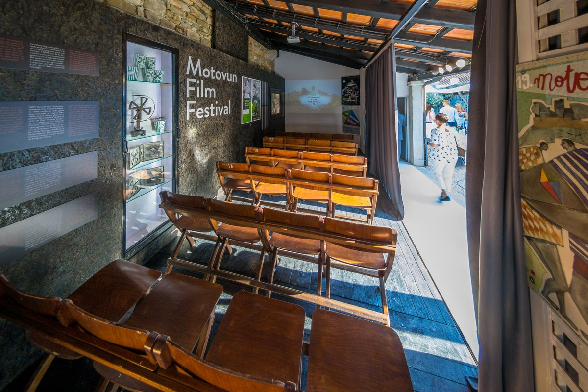 Kulturno-edukativni centar Kaštel - Motovun film festival