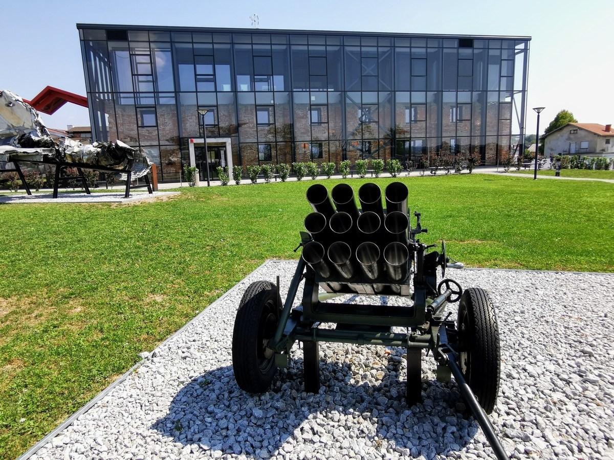 Muzej in orožje