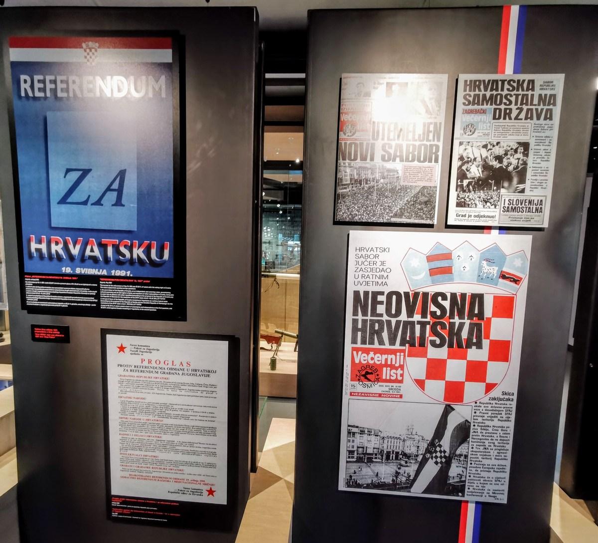 Referendum ZA Hrvaško