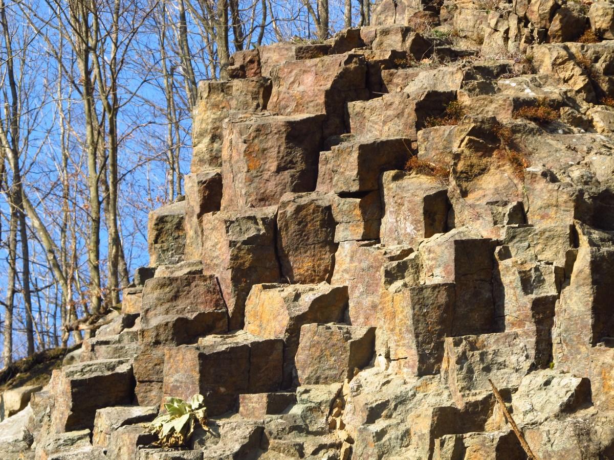 Velikanske stopnice Rupnice