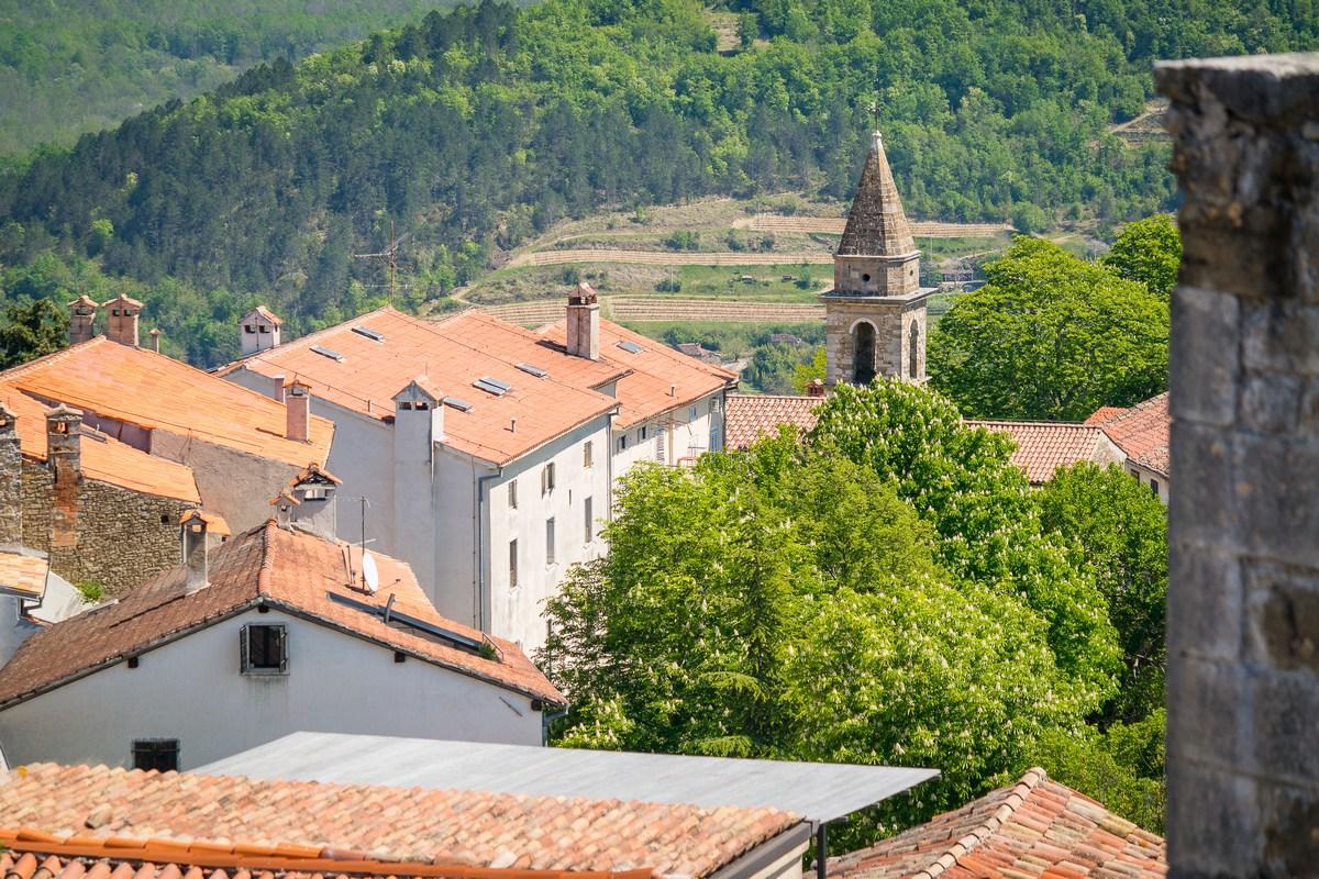 Zvonik crkve Blažene djevice Marije iz 16. stoljeća