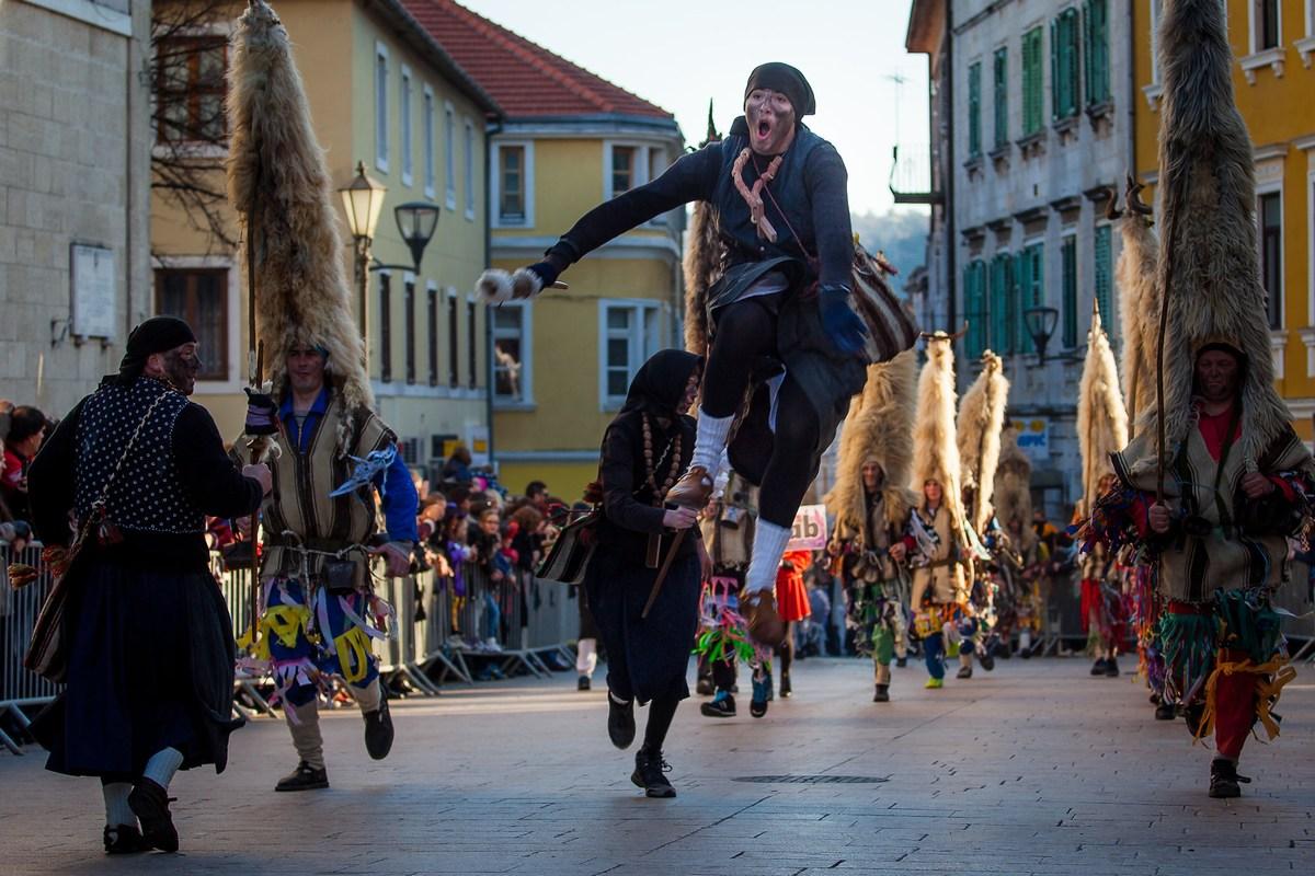 Karneval v Sinju, foto Nikola Belančić