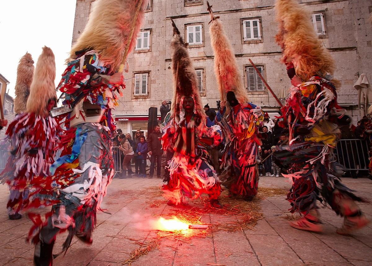 Ples sredi Sinja, foto Nikola Belančić