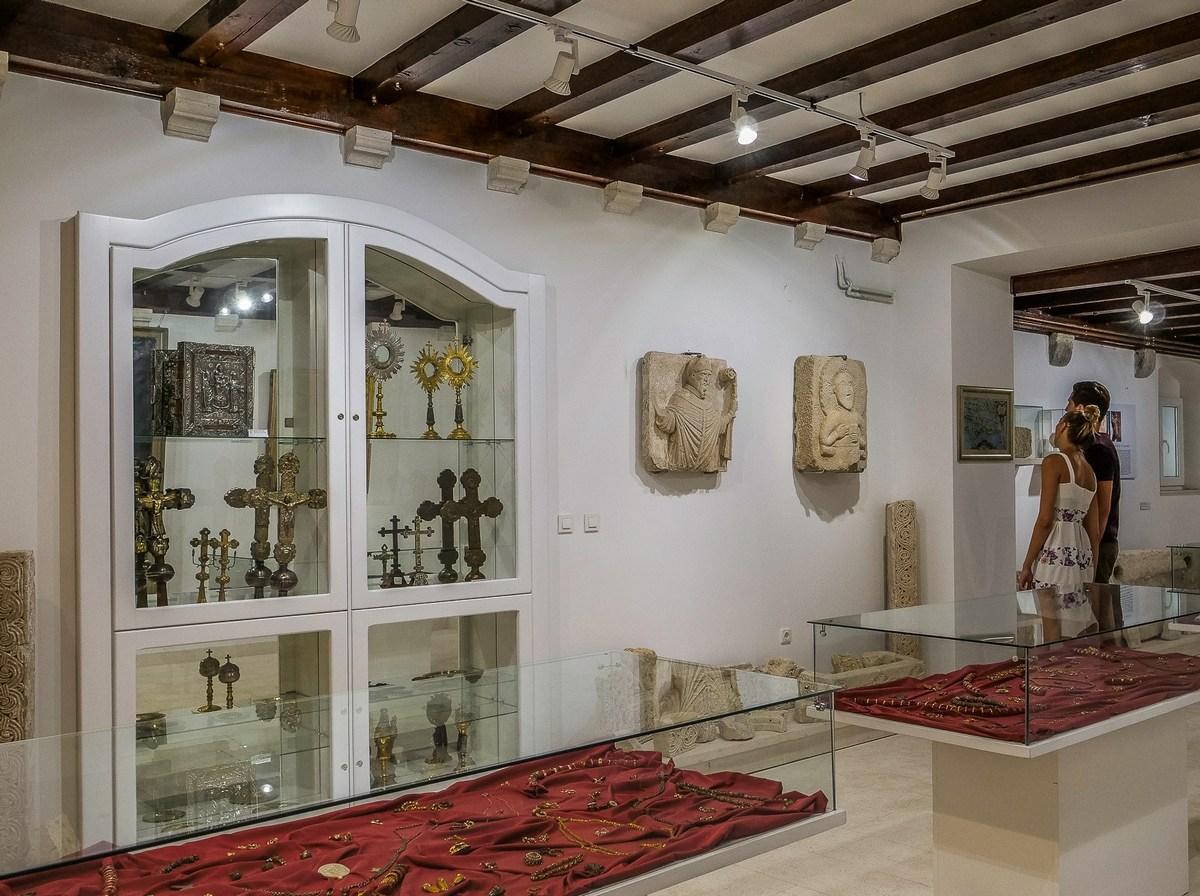 Riznica kulturne baštine Stona u muzeju Lapidarij