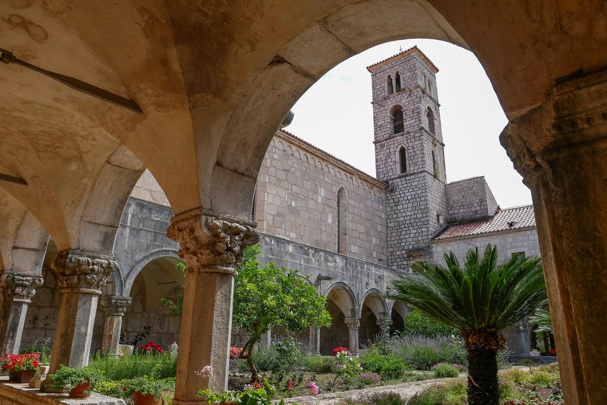 Samostan sv. Nikole v Stonu