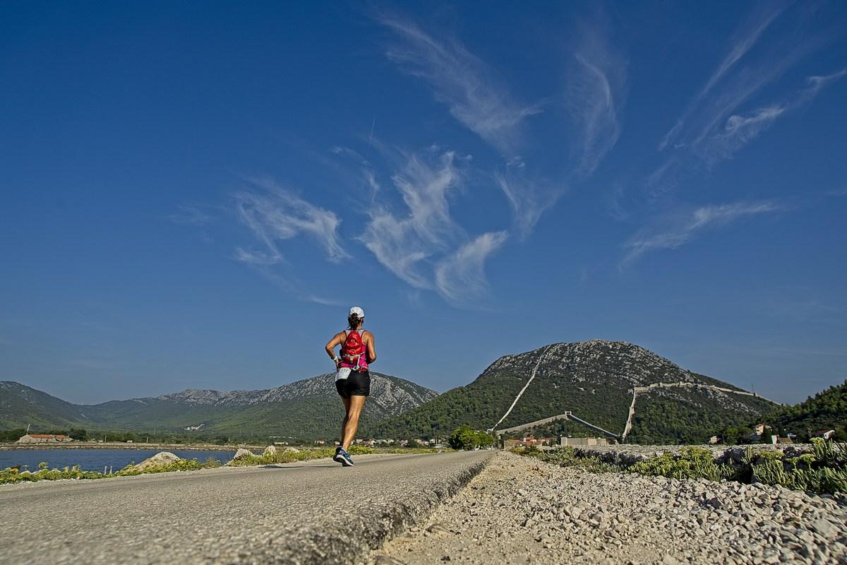 Ston Wall maraton Nezaboravna utrka jedinstvenim stonskim krajolikom