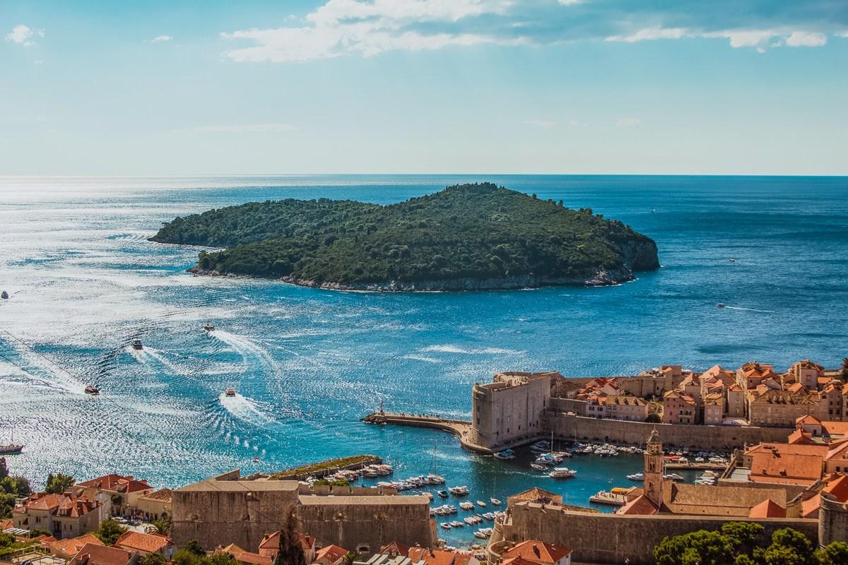 Lokrum, zelena oaza Dubrovnika