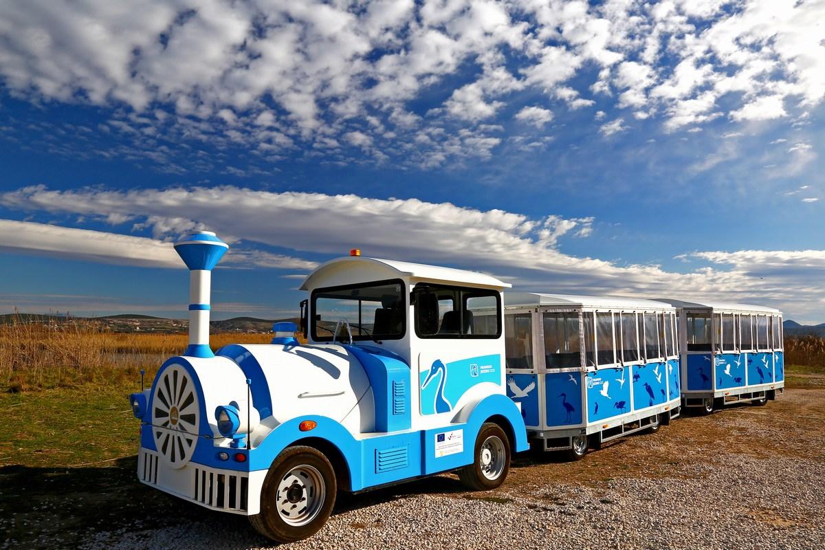 Električni turistični vlak