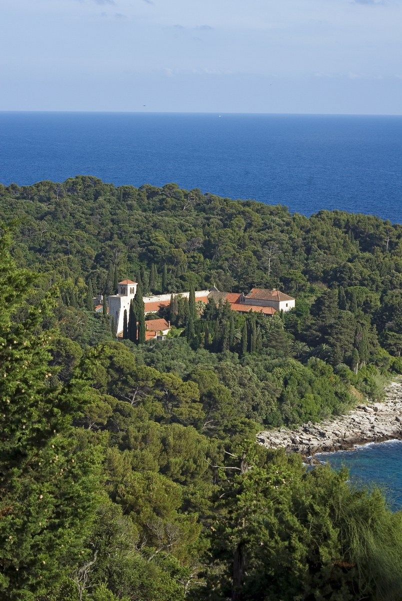 Samostan, foto TZ Dubrovnik