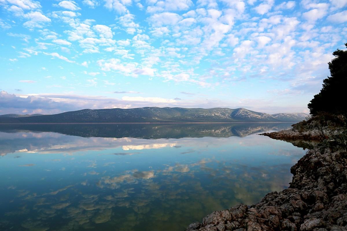 Vransko jezero, foto Iva Rogić