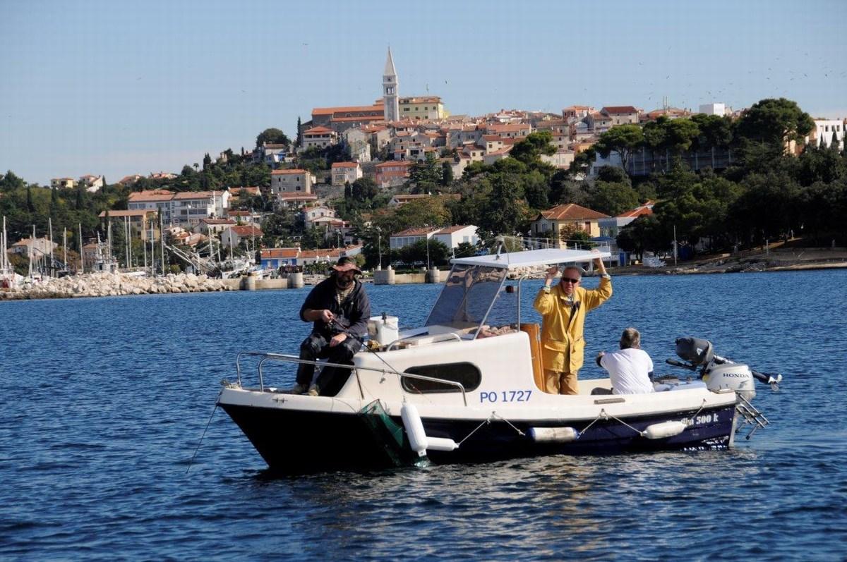 Kup Koversada, ribiško tekmovanje