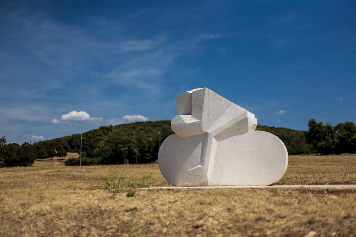 Montraker, skulptura