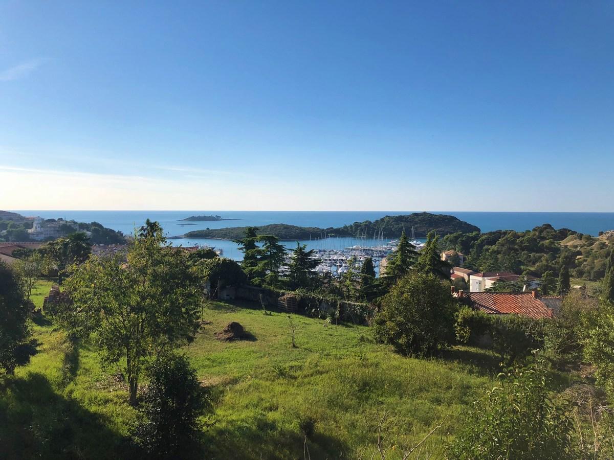 Pogled na pristanišče