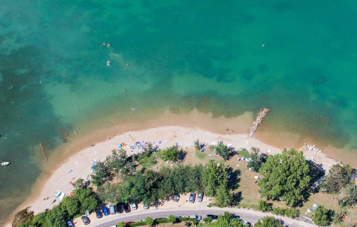 Soline, plaža