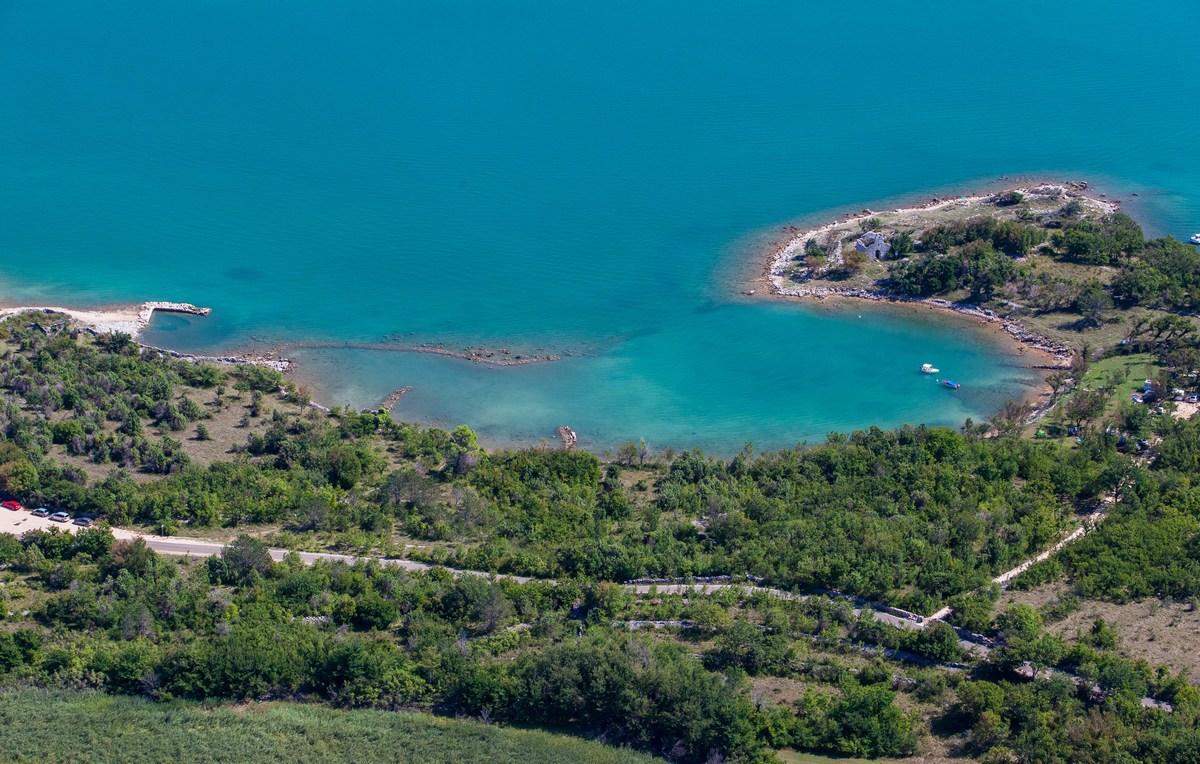 Sveti Petar, zaliv