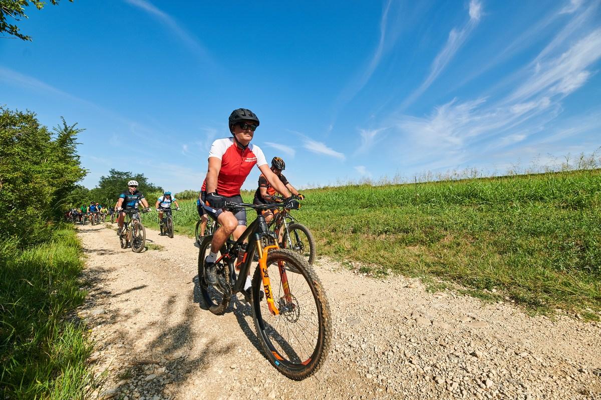 Na kolo, za zdravo telo