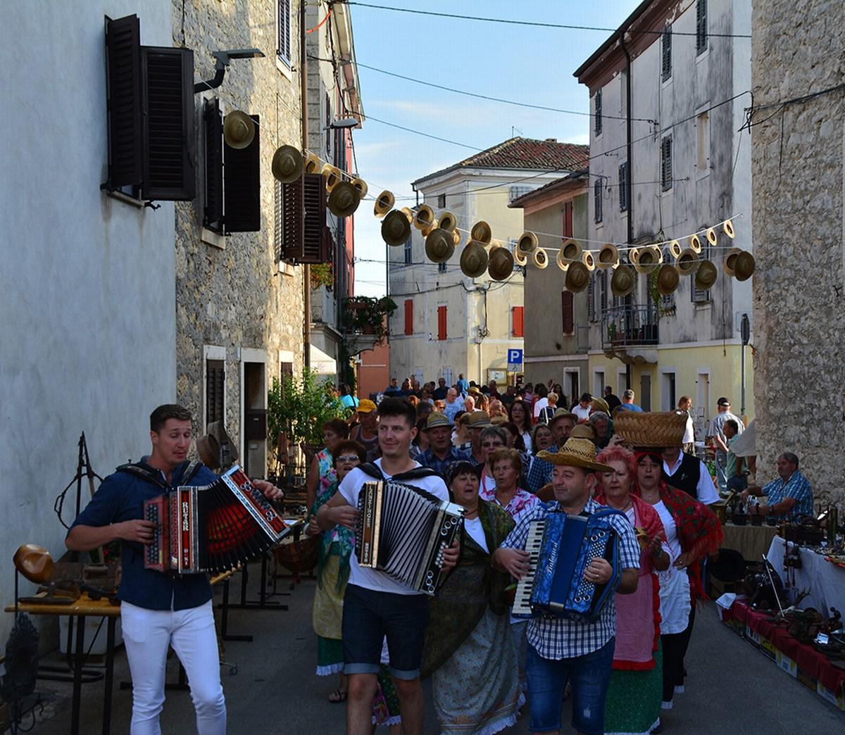 Prireditev italijanske skupnosti v Novi vasi