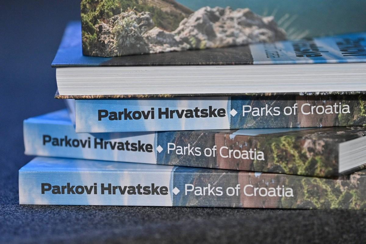 Monografija Parkovi Hrvatske