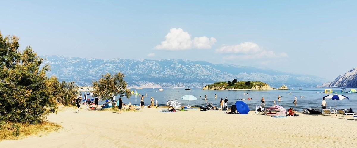 Rajska plaža, 15