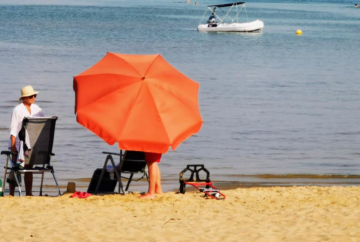 Rajska plaža, 3