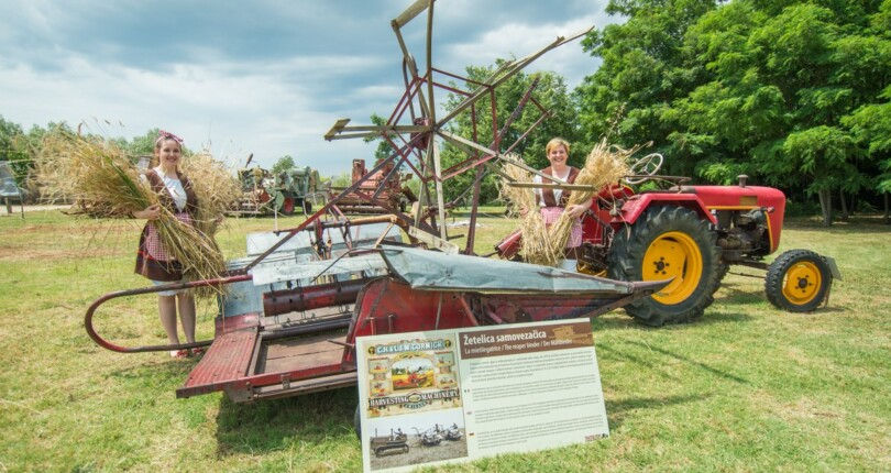Traktor Story & Galerija Konobon