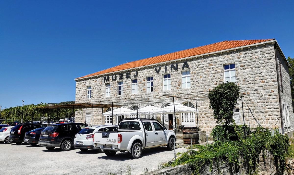 Muzej vinarstva na Pelješcu